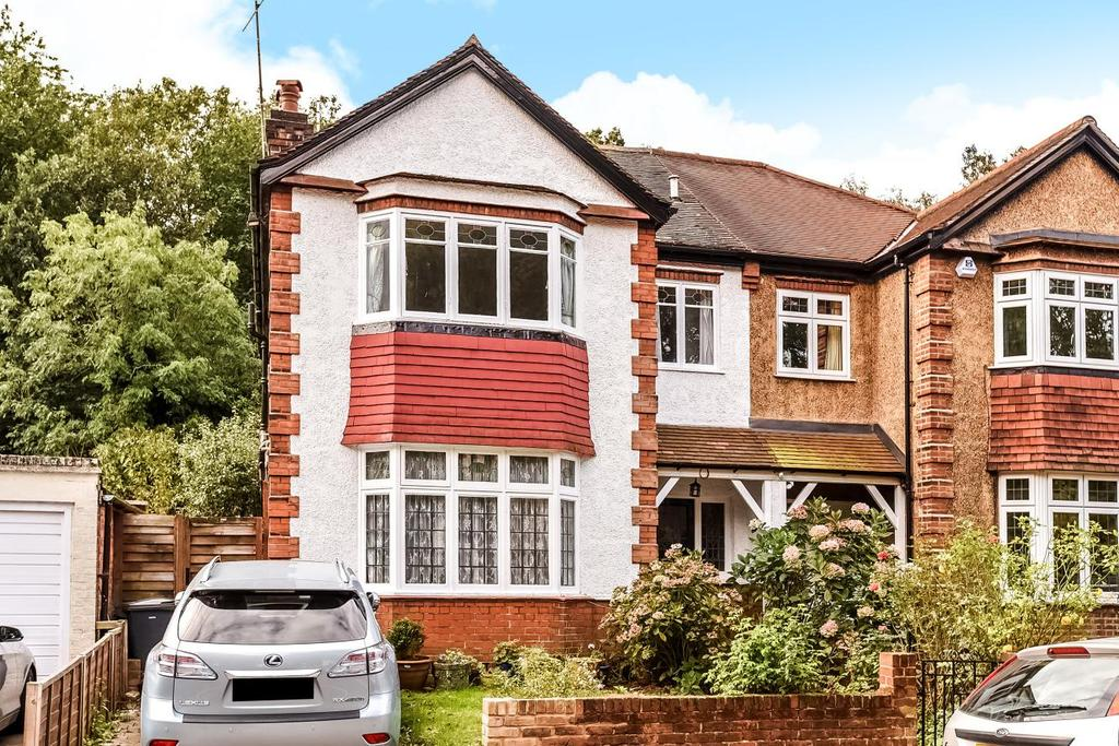 4 Bedrooms Semi Detached House for sale in Claremont Road, Highgate, N6