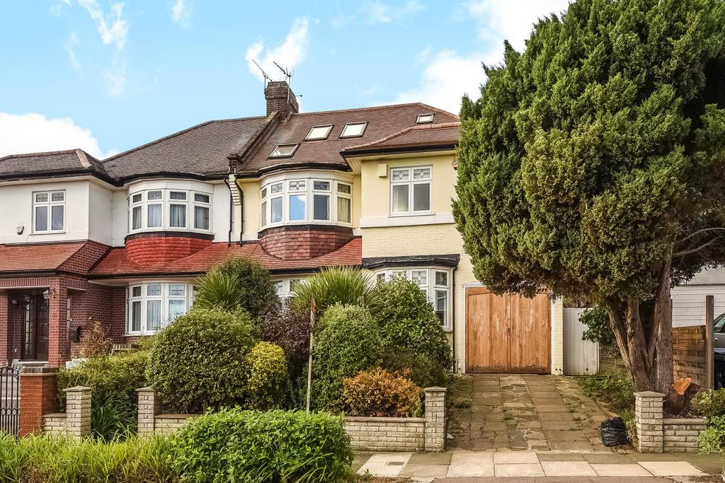 5 Bedrooms Semi Detached House for sale in Minchenden Crescent, Southgate, N14