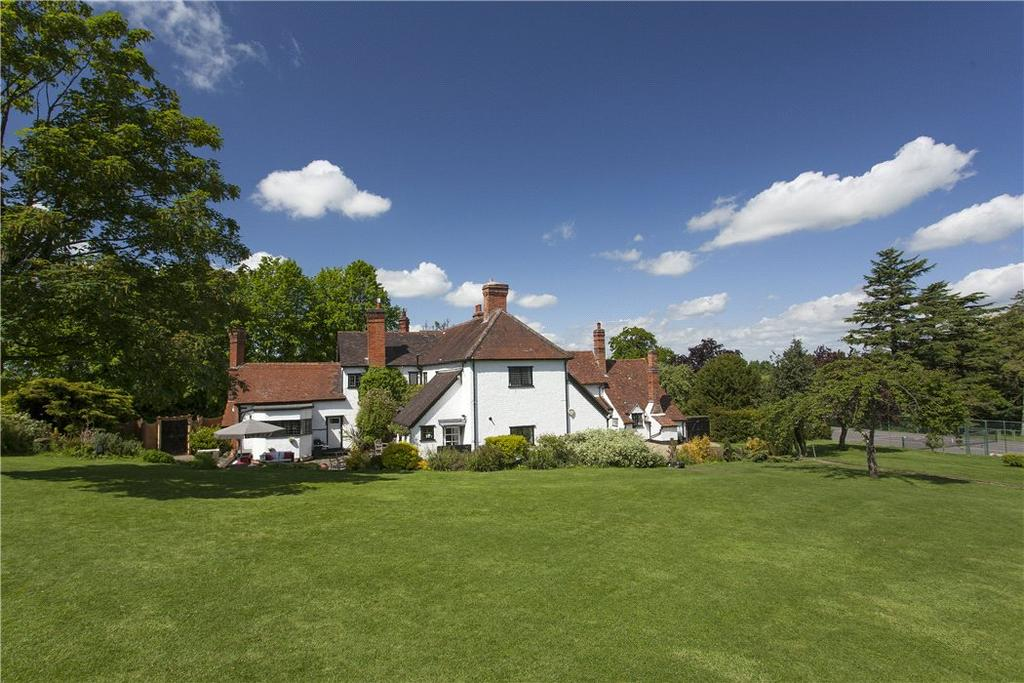 6 Bedrooms Detached House for sale in Dunmow Road, Great Easton, Dunmow, Essex, CM6