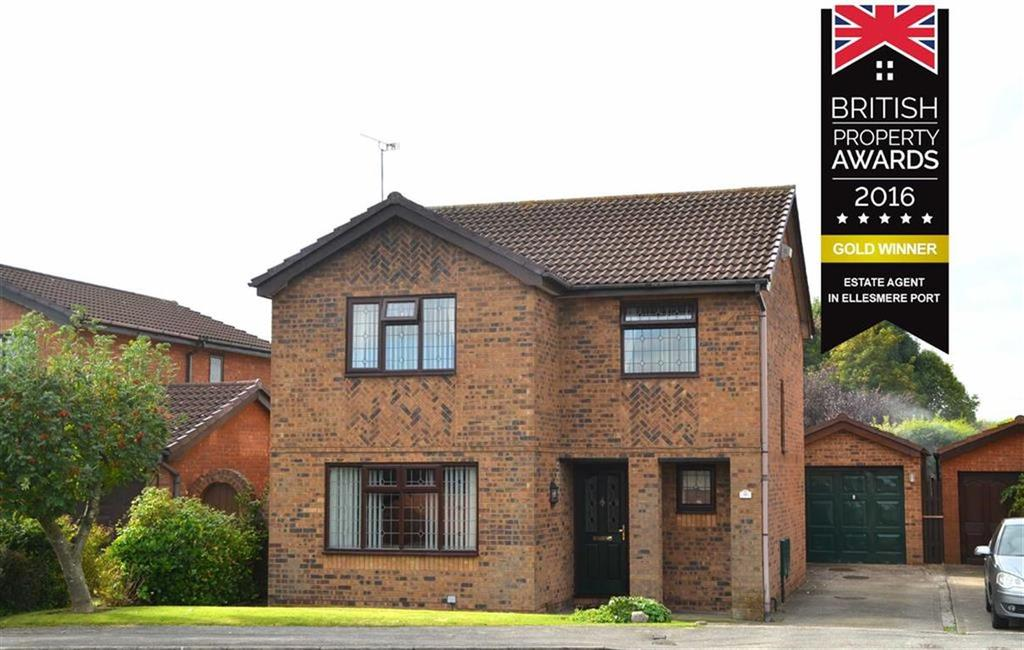 4 Bedrooms Detached House for sale in Vine Road, Great Sutton, Ellesmere Port