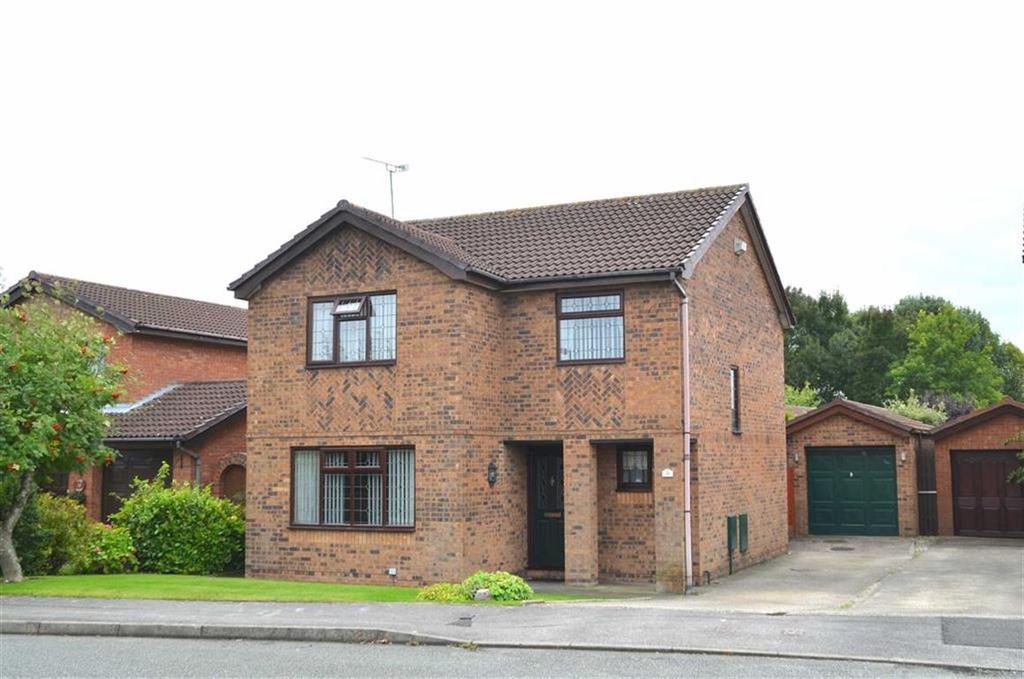 4 Bedrooms Detached House for sale in Vine Road, Great Sutton, Ellesmere Port