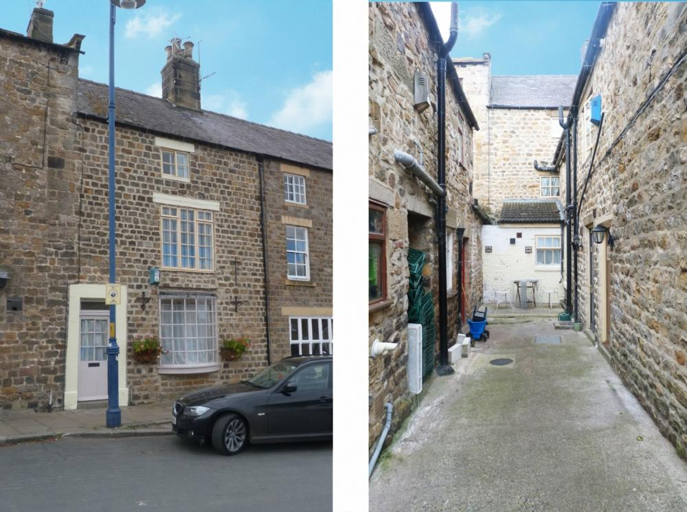 4 Bedrooms Town House for sale in 8 Market Square, Masham HG4 4EB