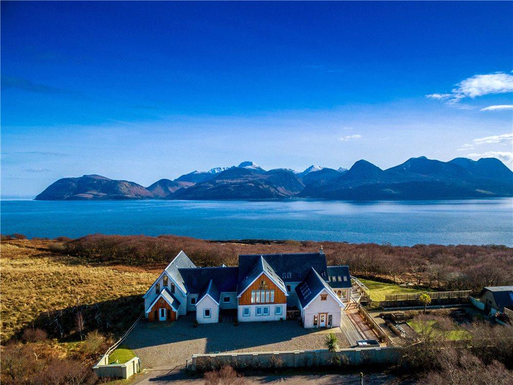 8 Bedrooms Detached House for sale in Skipness, Tarbert, Argyll and Bute, PA29