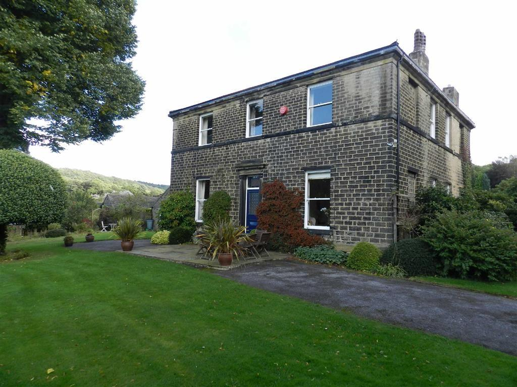4 Bedrooms Detached House for sale in Smithy Place, Brockholes, Holmfirth, HD9
