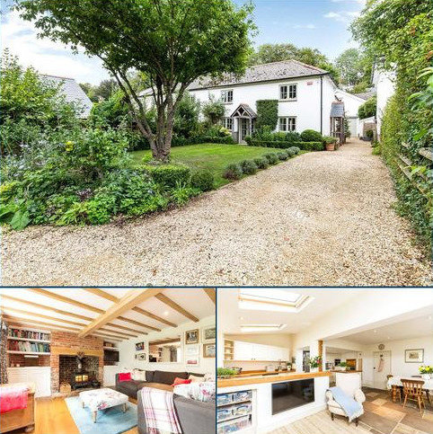 4 bedroom semi-detached house for sale - Heathman Street, Nether Wallop, Stockbridge, Hampshire, SO20
