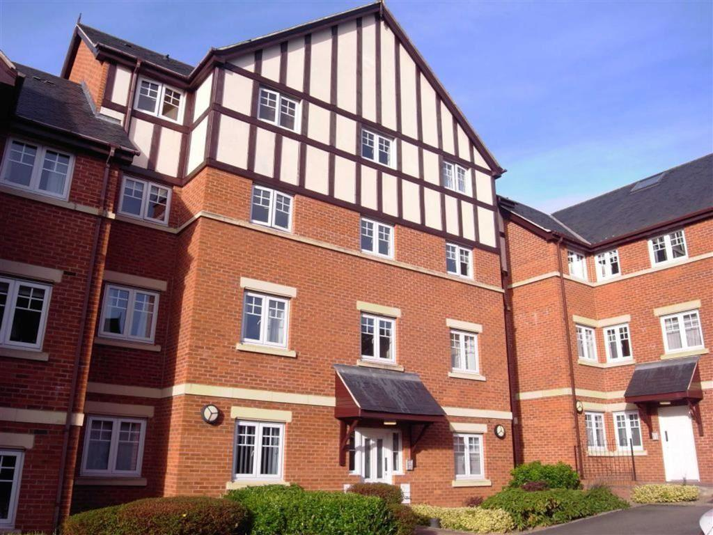 2 Bedrooms Apartment Flat for sale in Durham House, Scholars Park, Darlington