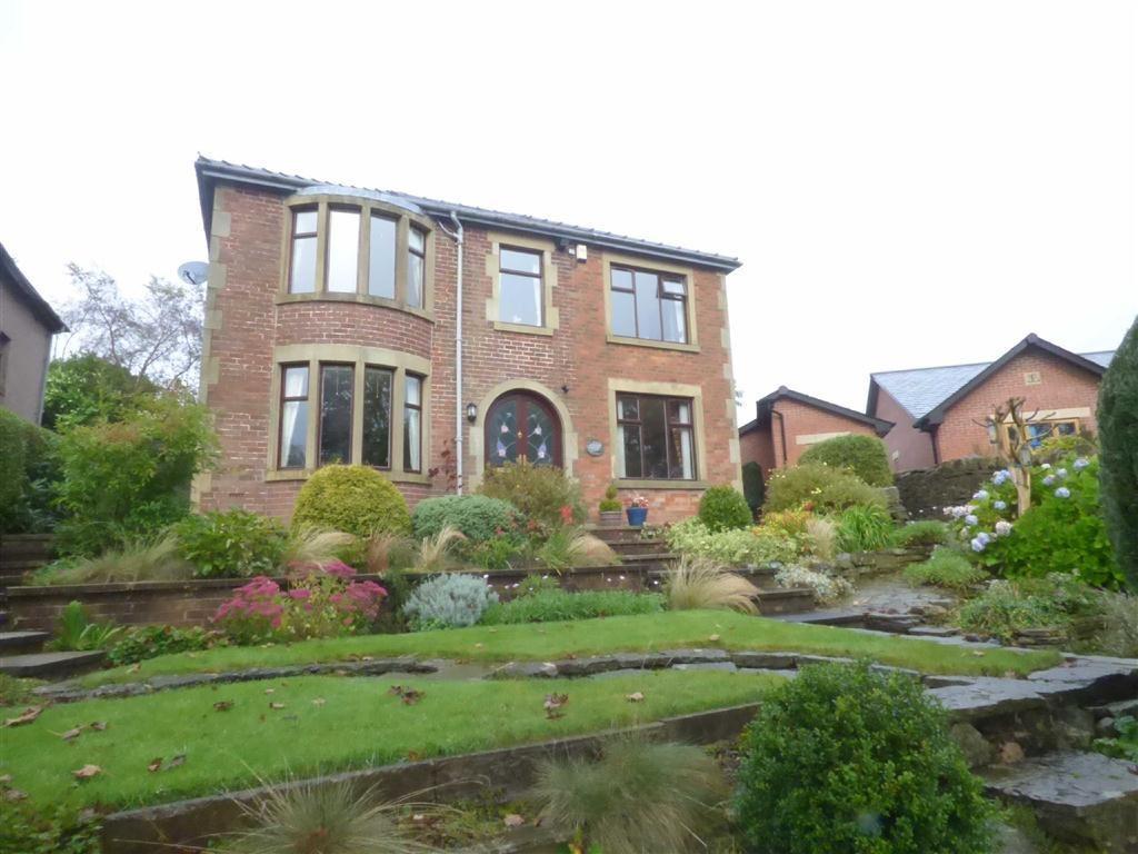 5 Bedrooms Detached House for sale in Bankside Lane, Bacup, Lancashire, OL13