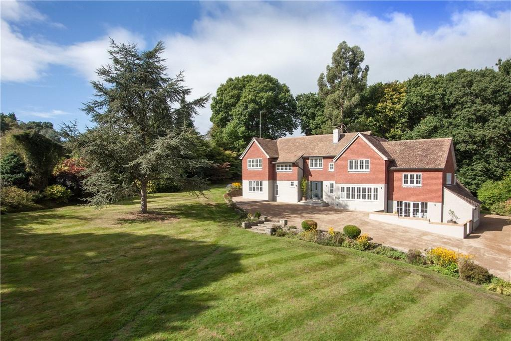6 Bedrooms Detached House for sale in Plaistow Road, Dunsfold, Godalming, Surrey, GU8