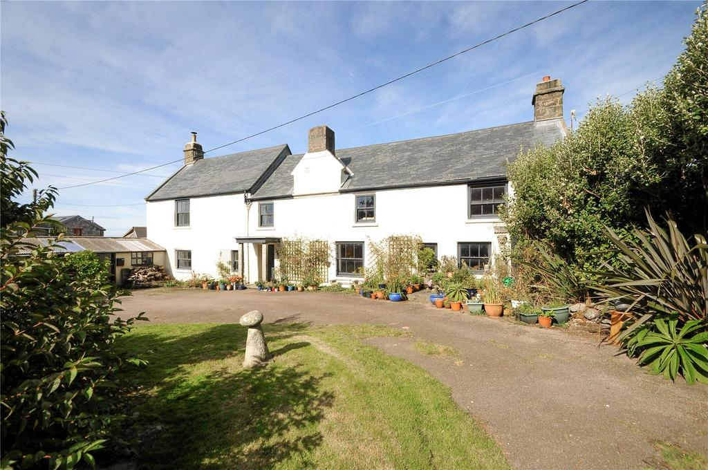 5 Bedrooms House for sale in St. Buryan, Penzance, Cornwall, TR19
