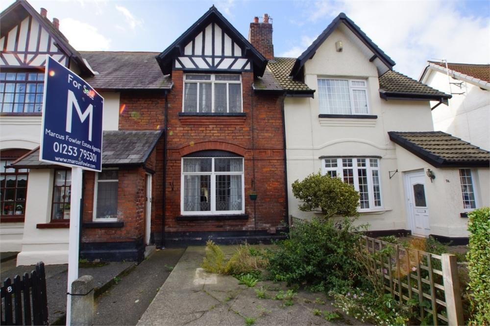 3 Bedrooms Terraced House for sale in Church Road, St. Annes, Lancashire