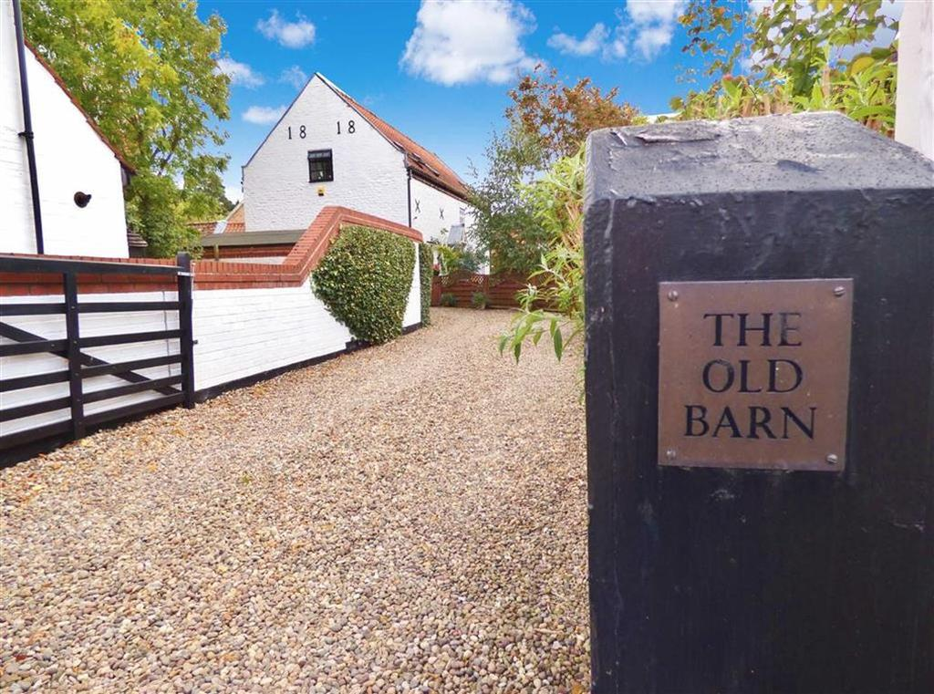 4 Bedrooms Detached House for sale in Pudding Gate, Bishop Burton