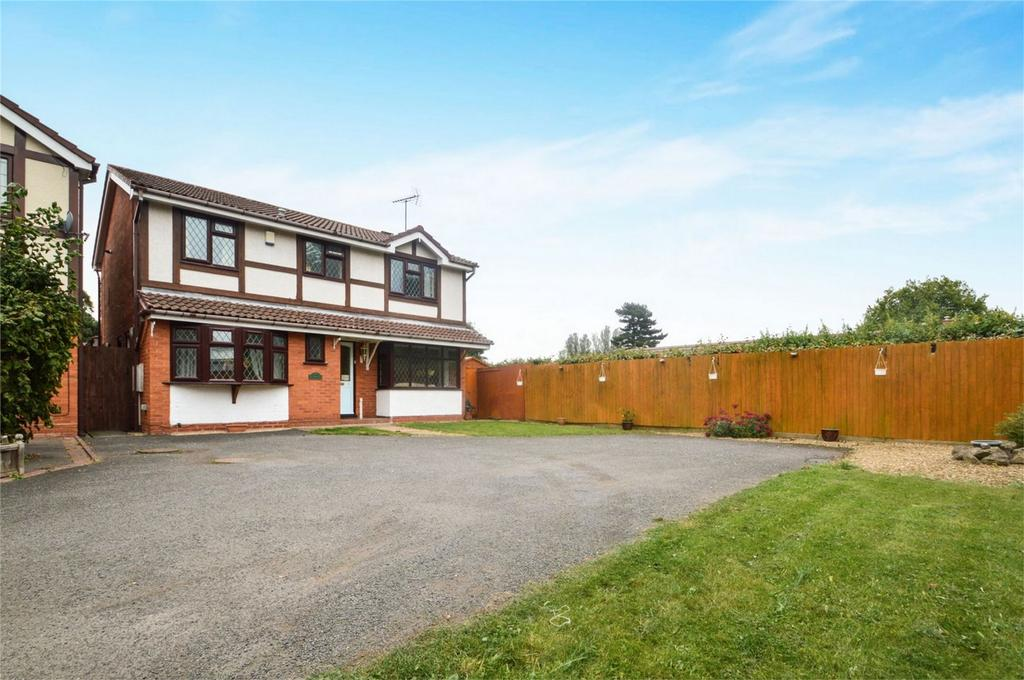 5 Bedrooms Detached House for sale in St Johns Close, Kidderminster, Worcestershire