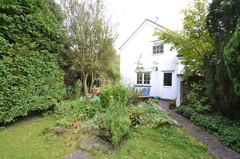 2 Bedrooms Semi Detached House for sale in Morgraig Cottage Thornhill Road, Rhiwbina, Cardiff. CF83 1NB