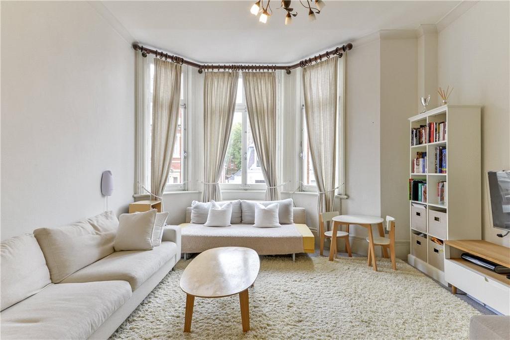 2 Bedrooms Flat for sale in Palace Gate, Kensington, London, W8