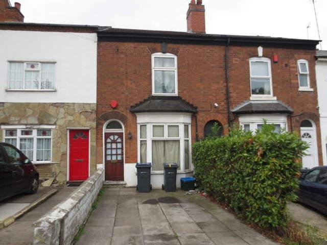 3 Bedrooms Terraced House for sale in Fentham Road,Erdington,Birmingham