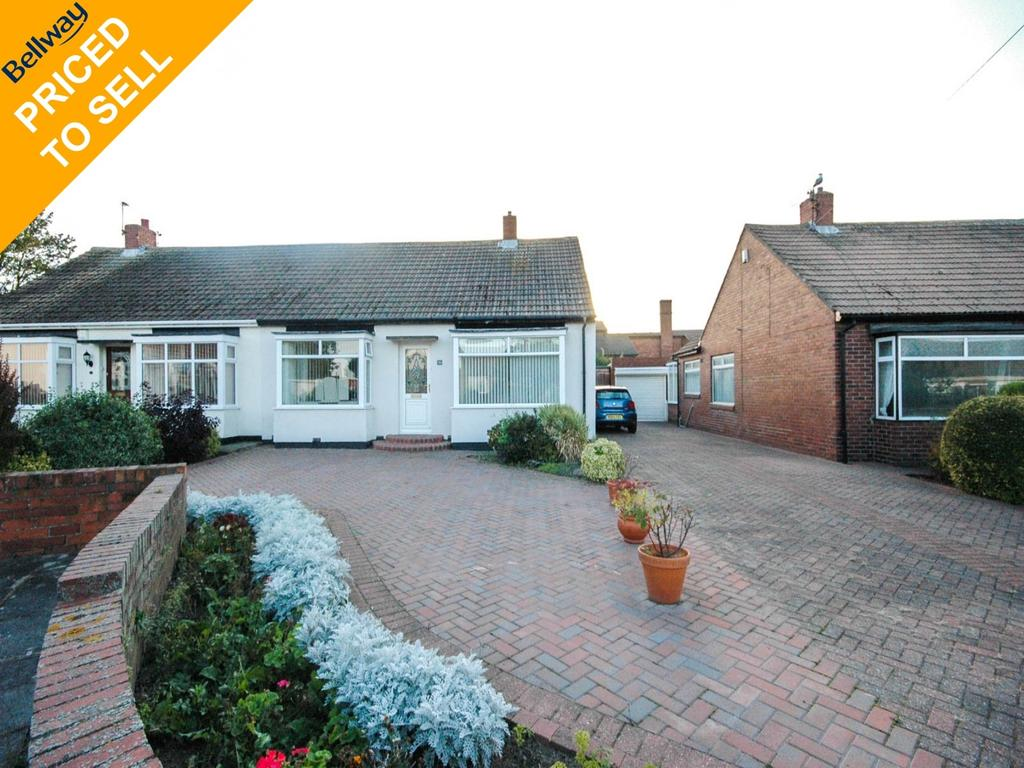 2 Bedrooms Bungalow for sale in Ridley Grove, South Shields