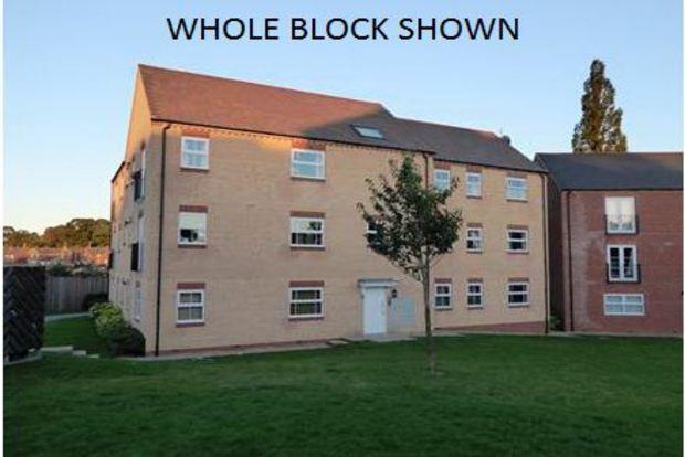 2 Bedrooms Flat for sale in Walkers Way, Roade, Northampton, NN7