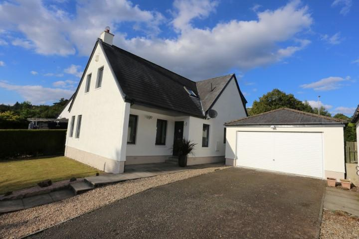 4 Bedrooms Detached Villa House for sale in 15 Cayzer Court, Gartmore, FK8 3RE