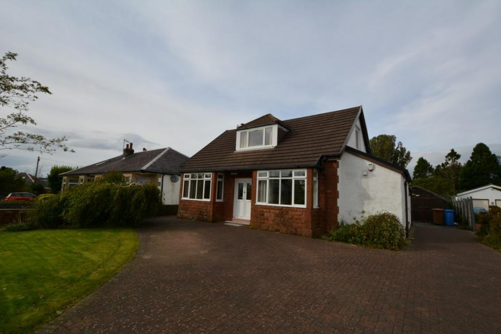 4 Bedrooms Detached Bungalow for sale in 7 Glenacre Drive, Largs, KA30 9BH