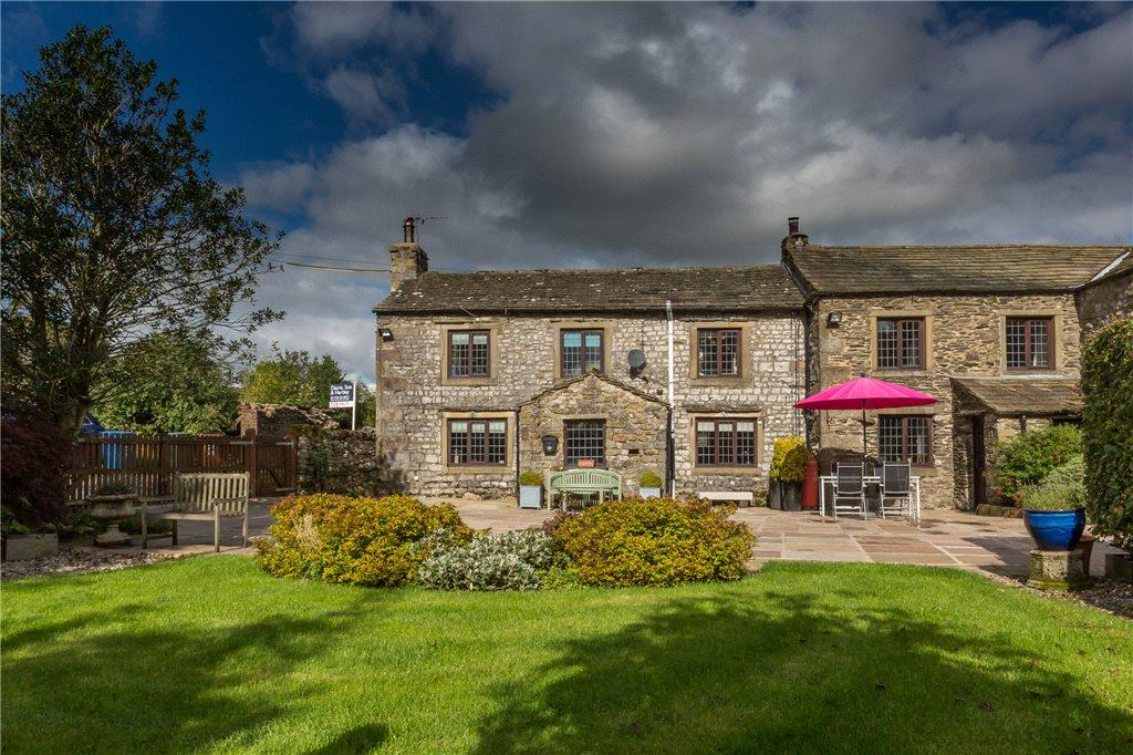 4 Bedrooms Semi Detached House for sale in Town End Cottage, Horton-in-Ribblesdale, Settle, North Yorkshire