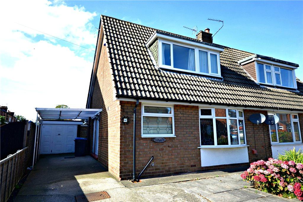 3 Bedrooms Semi Detached Bungalow for sale in Newton Road, Great Ayton, North Yorkshire