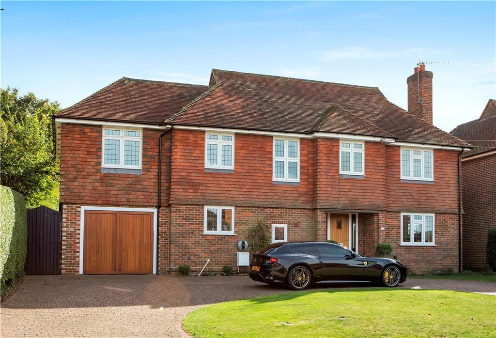6 Bedrooms Detached House for sale in Gateways, Guildford, Surrey, GU1