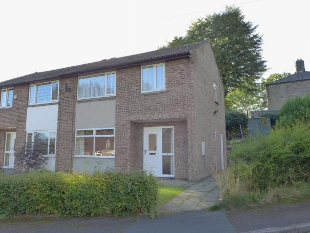 3 Bedrooms Semi Detached House for sale in Ashenhurst Close Todmorden