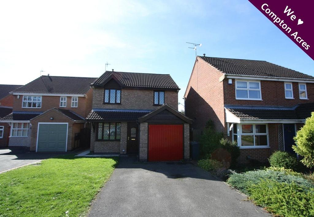 3 Bedrooms Detached House for sale in Dorset Gardens, West Bridgford, Nottingham, NG2