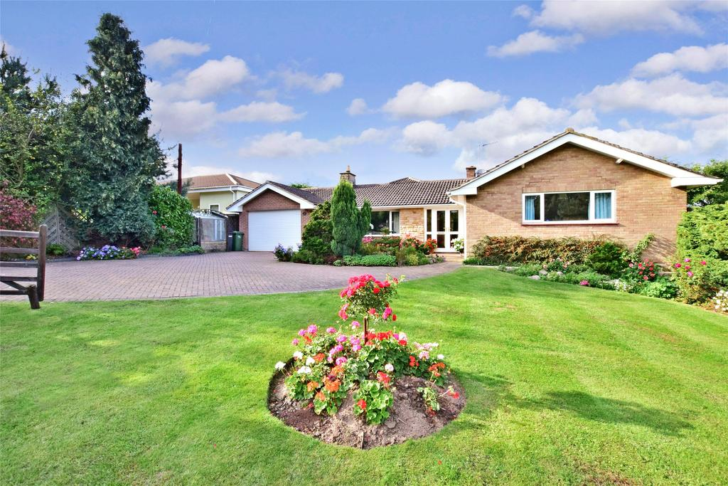 3 Bedrooms Detached Bungalow for sale in Main Road, Old Dalby, Melton Mowbray