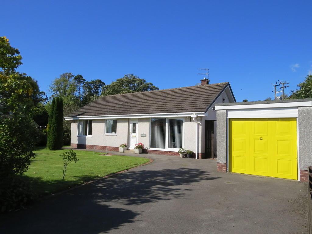 3 Bedrooms Detached Bungalow for sale in Oaklands, Ellerslie Park, Gosforth, Cumbria