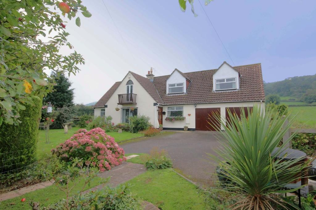 5 Bedrooms Detached House for sale in Tuckers Lane, Ubley