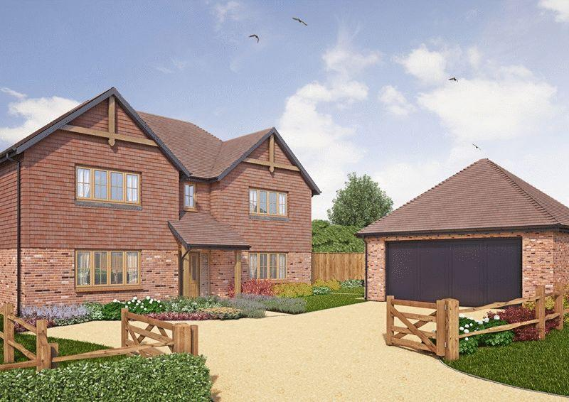5 Bedrooms Detached House for sale in Deaks Lane, Ansty