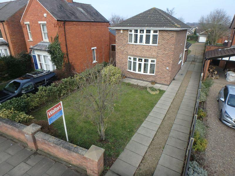 3 Bedrooms Detached House for sale in Doddington Road, LINCOLN