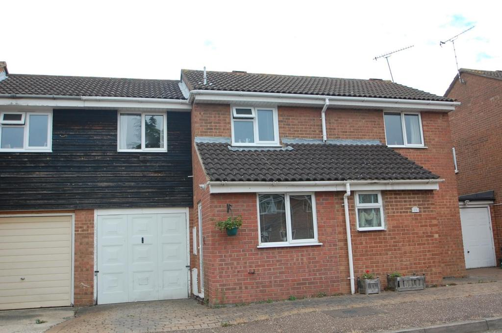 4 Bedrooms Link Detached House for sale in Harness Close, Chelmsford, Essex, CM1