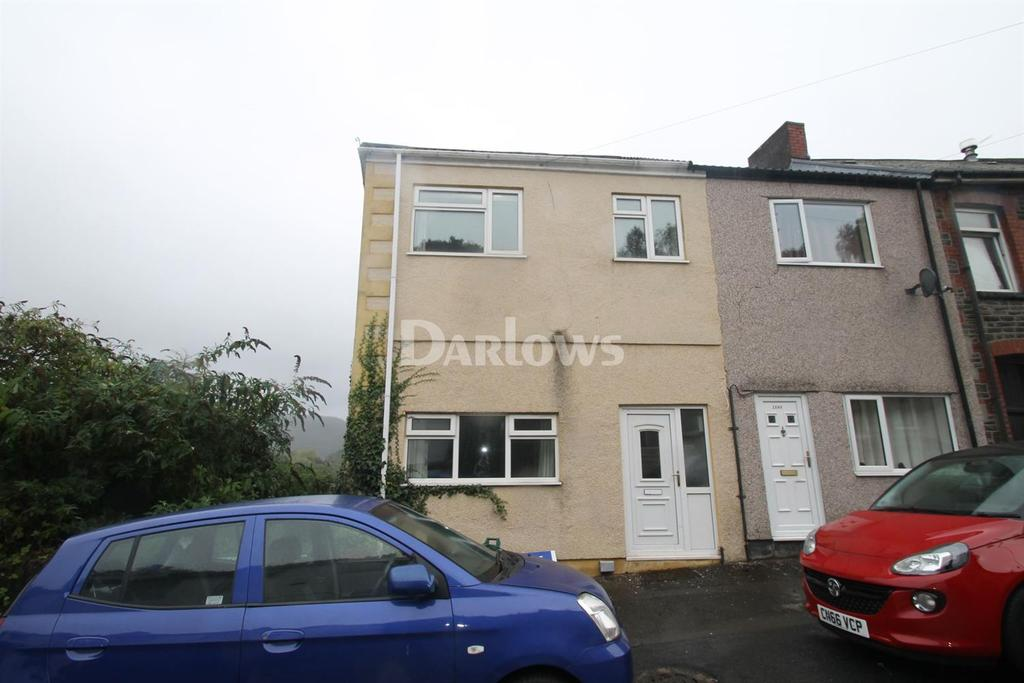 4 Bedrooms End Of Terrace House for sale in Mitchell Terrace, Treforest