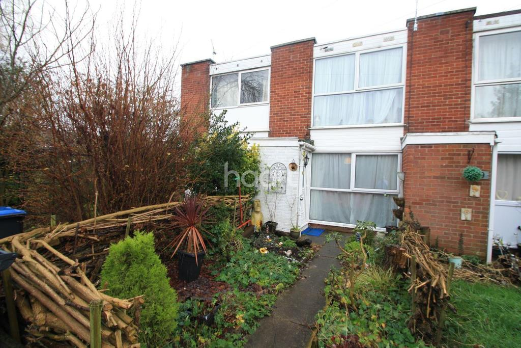 2 Bedrooms Terraced House for sale in Roman Close, Earl Shilton
