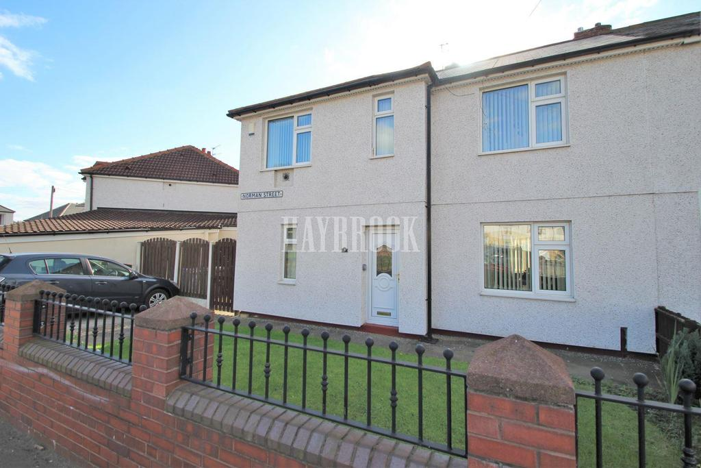 3 Bedrooms Semi Detached House for sale in Norman Street, Thurnscoe