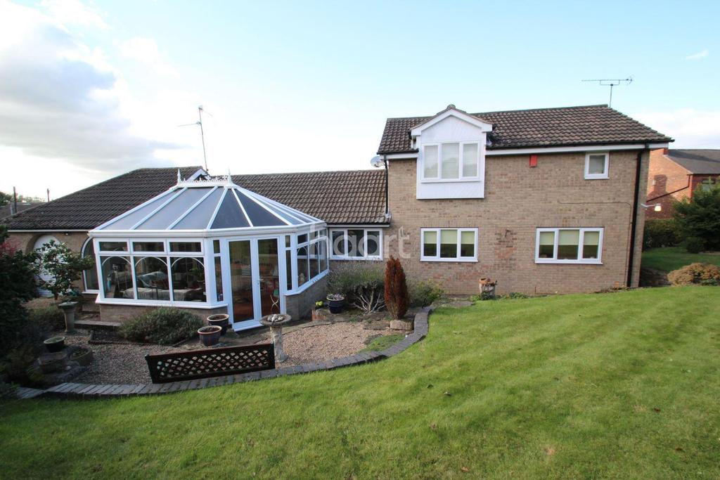 4 Bedrooms Detached House for sale in Middlebrook Road, Bagthorpe