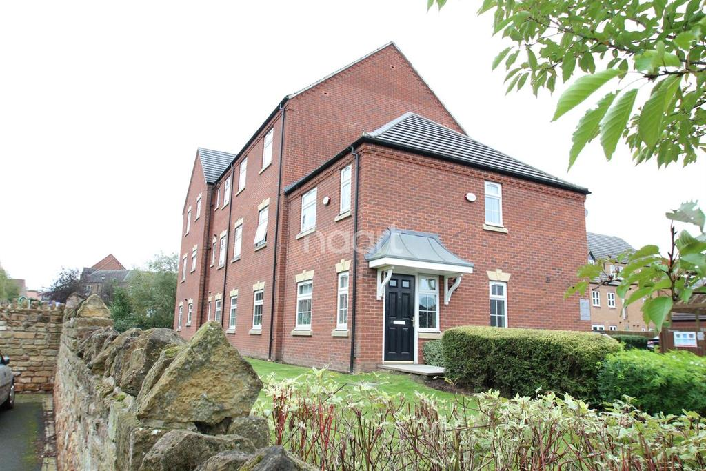 2 Bedrooms Flat for sale in Millbank Place, Bestwood Village