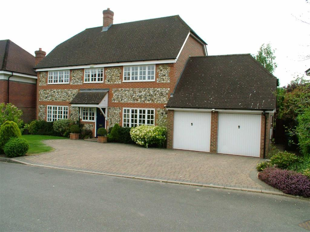 4 Bedrooms Detached House for sale in Althorp Close, Arkley, Herts, EN5