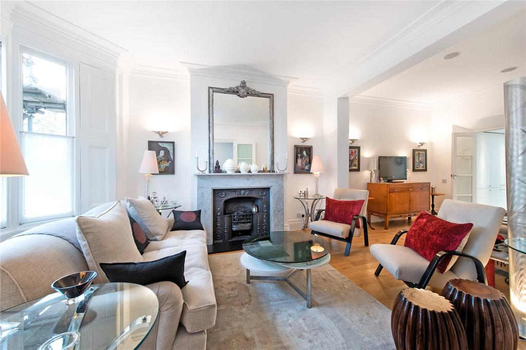 3 Bedrooms Terraced House for sale in Ladbroke Road, Notting Hill, London
