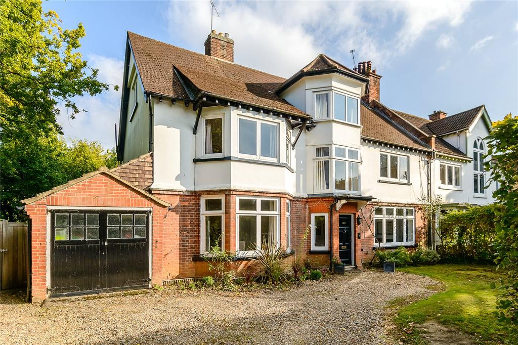 6 Bedrooms Semi Detached House for sale in Clarence Road, St. Albans, Hertfordshire