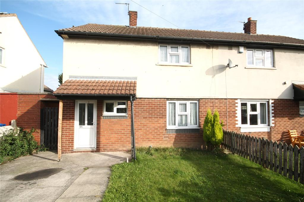 3 Bedrooms Semi Detached House for sale in Beeston Square, Athersley North, Barnsley, S71