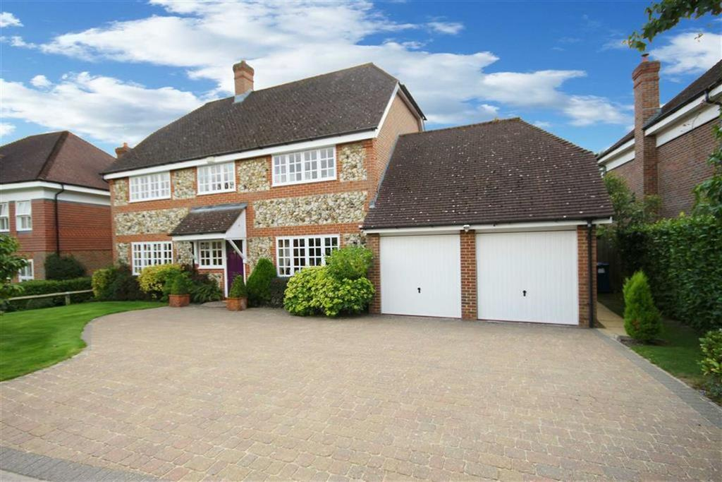 4 Bedrooms Detached House for sale in Althorp Close, Arkley, Hertfordshire