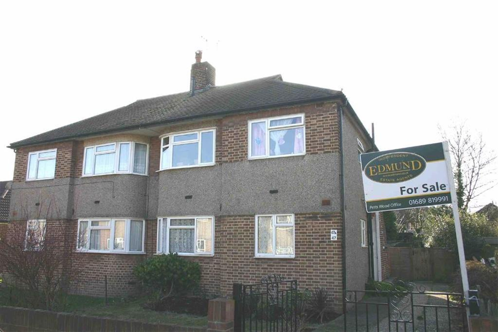 2 Bedrooms Flat for sale in Shepperton Road, Petts Wood