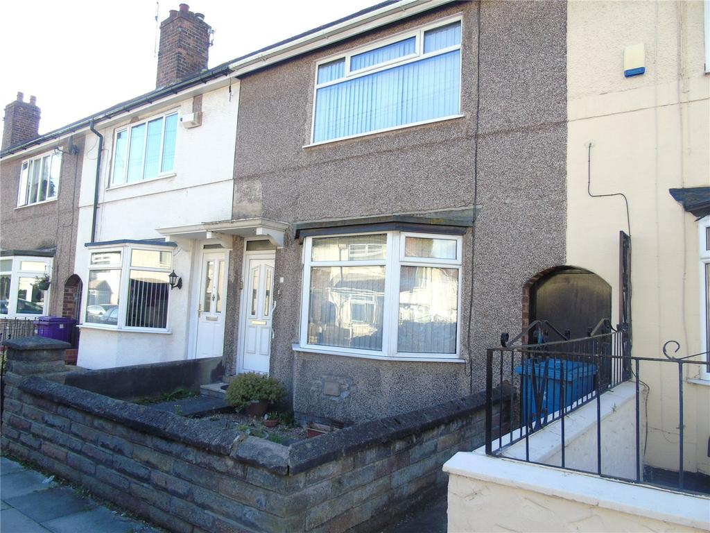 2 Bedrooms Terraced House for sale in Swainson Road, Fazakerley, L10