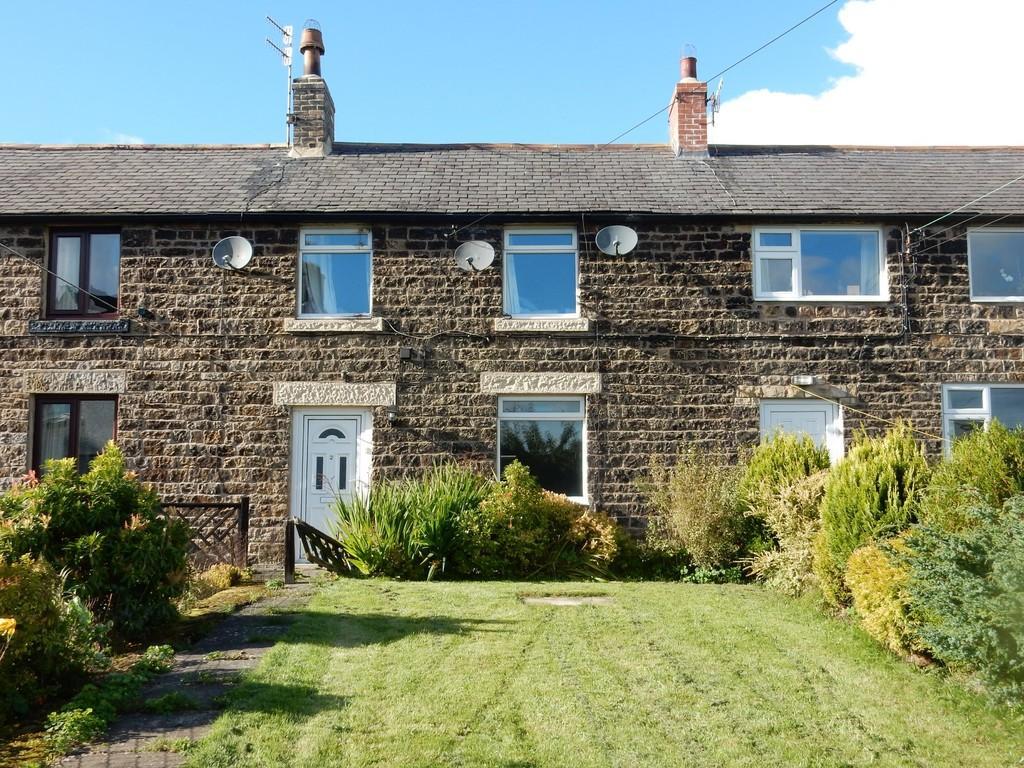 2 Bedrooms Terraced House for sale in High Castle Terrace, Greenhead, Brampton