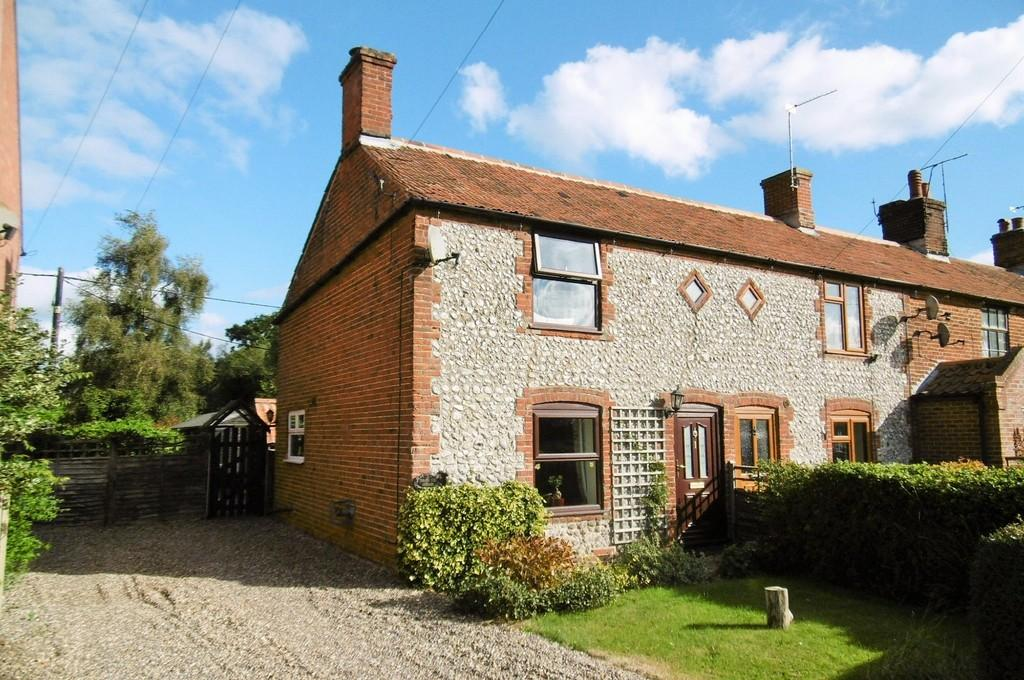 2 Bedrooms End Of Terrace House for sale in Aldborough