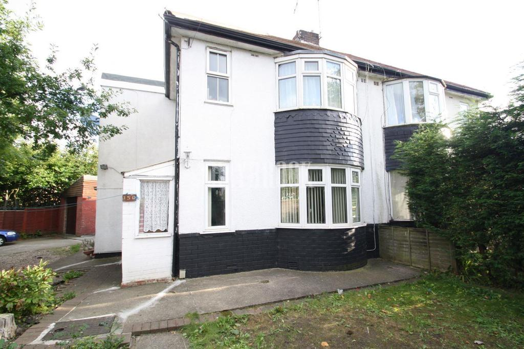 4 Bedrooms Semi Detached House for sale in White Lane, Gleadless, S12