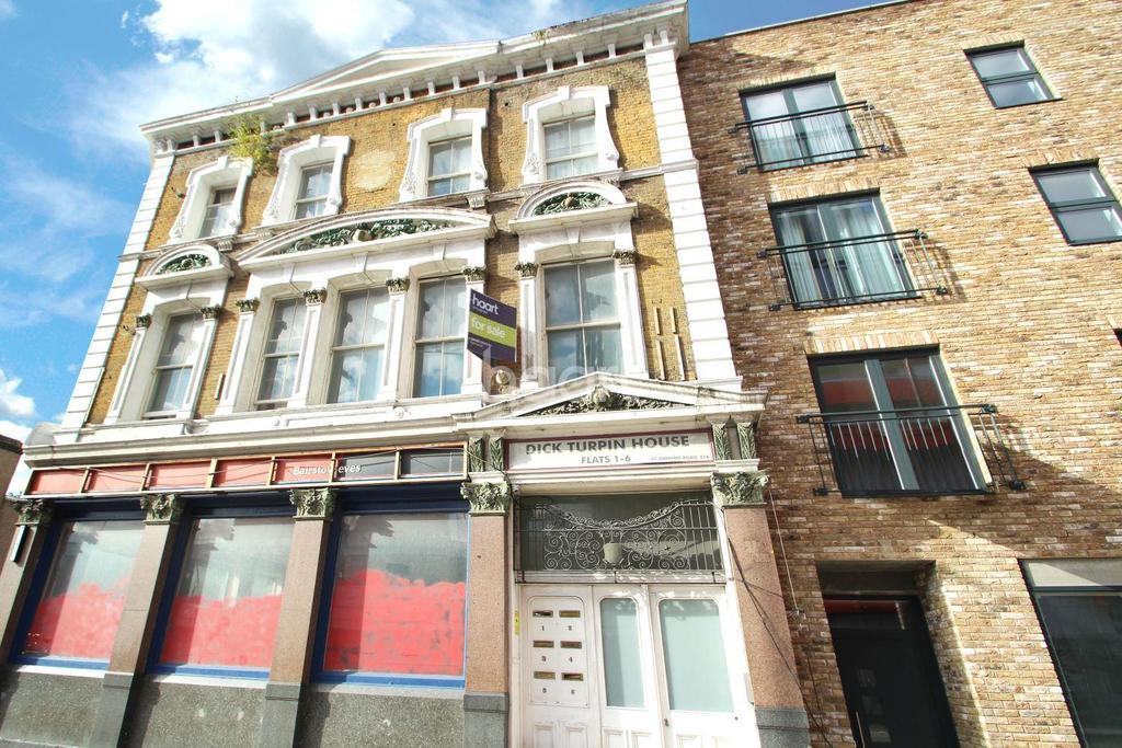 2 Bedrooms Flat for sale in Period Conversion